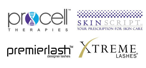 doctor d schwab, clarisonic, vipeel, h2t, glominerals, dermodality, xtreme lashes, premier lash